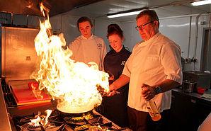 Nigel Howarth - Cooking