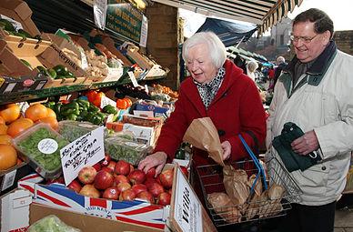 Market Shopping