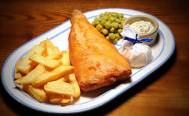 Food: Fish and Chips
