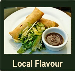 Local Flavour